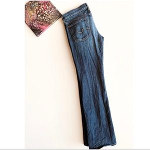 7 for all Mankind Bootcut Jeans | 30